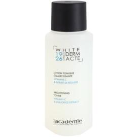 Academie Derm Acte Whitening élénkítő tonik  250 ml