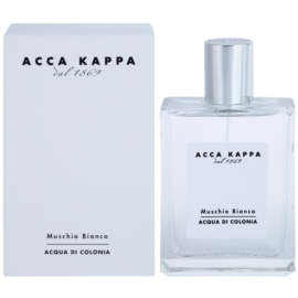 Acca Kappa Muschio Bianco kolonjska voda uniseks 100 ml
