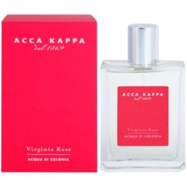 Acca Kappa Virginia Rose kölnivíz nőknek 100 ml