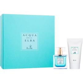 Acqua dell' Elba Blu Women Geschenkset II.  Eau de Parfum 50 ml + Körpercreme 50 ml