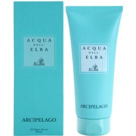 Acqua dell' Elba Arcipelago Women tusfürdő nőknek 200 ml