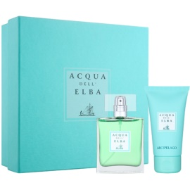 Acqua dell' Elba Arcipelago Men coffret cadeau I.  eau de toilette 50 ml + gel de douche 50 ml