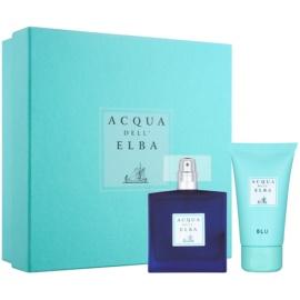 Acqua dell' Elba Blu Men ajándékszett I.  Eau de Toilette 50 ml + tusfürdő gél 50 ml