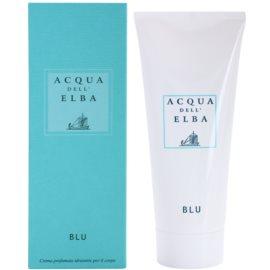 Acqua dell' Elba Blu Men crema corporal para hombre 200 ml