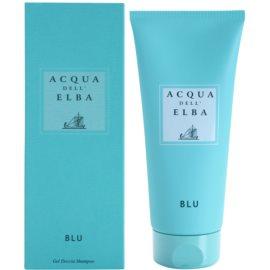 Acqua dell' Elba Blu Men gel de ducha para hombre 200 ml