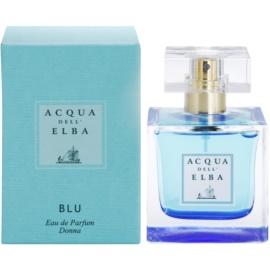 Acqua dell' Elba Blu Women eau de parfum pour femme 50 ml