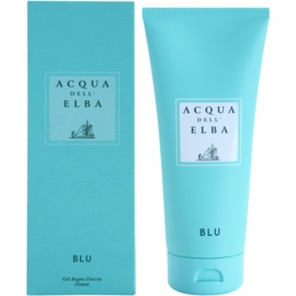 Acqua dell' Elba Blu Women gel za prhanje za ženske 200 ml