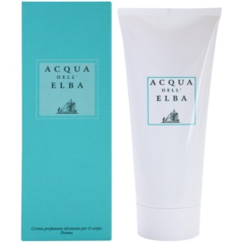 Acqua dell' Elba Classica Women telový krém pre ženy 200 ml