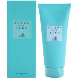 Acqua dell' Elba Classica Women tusfürdő nőknek 200 ml