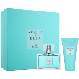 Acqua dell' Elba Classica Men Geschenkset I.  Eau de Toilette 50 ml + Duschgel 50 ml