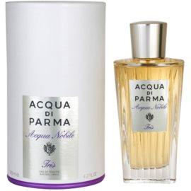 Acqua di Parma Acqua Nobile Iris Eau de Toilette für Damen 125 ml