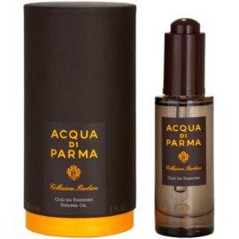 Acqua di Parma Collezione Barbiere olej na holenie pre mužov 30 ml