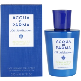 Acqua di Parma Blu Mediterraneo Bergamotto di Calabria losjon za telo uniseks 200 ml