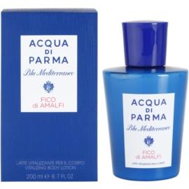 Acqua di Parma Blu Mediterraneo Fico di Amalfi leche corporal para mujer 200 ml