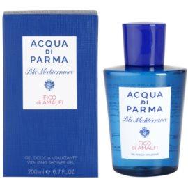 Acqua di Parma Blu Mediterraneo Fico di Amalfi sprchový gel pro ženy 200 ml