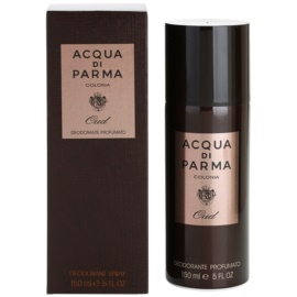 Acqua di Parma Colonia Oud deodorant Spray para homens 150 ml
