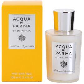 Acqua di Parma Colonia Assoluta bálsamo após barbear para homens 100 ml