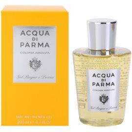 Acqua di Parma Colonia Assoluta gel za prhanje uniseks 200 ml