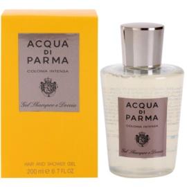 Acqua di Parma Colonia Intensa żel pod prysznic dla mężczyzn 200 ml