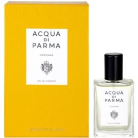 Acqua di Parma Colonia kolínská voda unisex 30 ml + kožené pouzdro