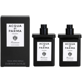 Acqua di Parma Colonia Essenza одеколон для чоловіків 2x30 мл (2x флакон наповнення з пульверизатором)