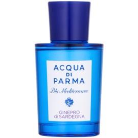 Acqua di Parma Blu Mediterraneo Ginepro di Sardegna Eau de Toilette unissexo 75 ml