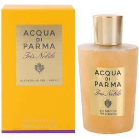 Acqua di Parma Iris Nobile tusfürdő nőknek 200 ml