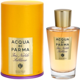 Acqua di Parma Nobile Iris Nobile Sublime woda perfumowana dla kobiet 120 ml