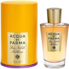 Acqua di Parma Iris Nobile Sublime parfumska voda za ženske 120 ml