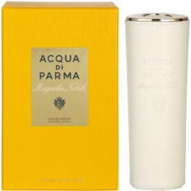 Acqua di Parma Magnolia Nobile Eau de Parfum für Damen 20 ml  + Lederetui (nachfüllbar)