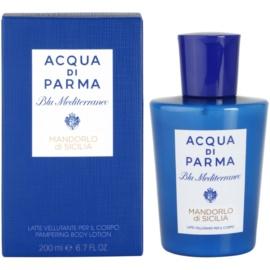 Acqua di Parma Blu Mediterraneo Mandorlo di Sicilia tělové mléko unisex 200 ml