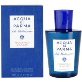 Acqua di Parma Blu Mediterraneo Mandorlo di Sicilia sprchový gel unisex 200 ml