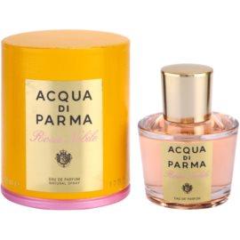 Acqua di Parma Rosa Nobile Eau de Parfum für Damen 50 ml