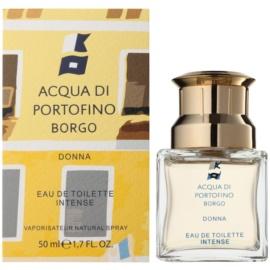 Acqua di Portofino Borgo eau de toilette nőknek 50 ml