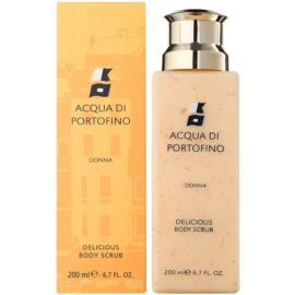 Acqua di Portofino Donna Body Scrub for Women 200 ml
