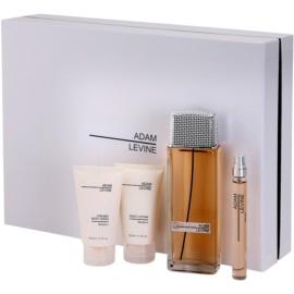 Adam Levine Women zestaw upominkowy I. woda perfumowana 100 ml + żel pod prysznic 50 ml + mleczko do ciała 50 ml + woda perfumowana 10 ml