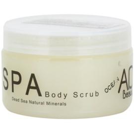 Adi Beauty Body Care Ocean tělový peeling s minerály z Mrtvého moře  370 g