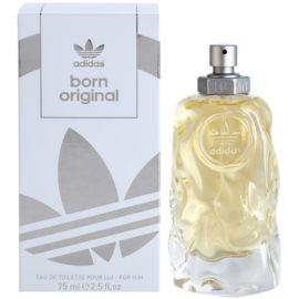 Adidas Originals Born Original Eau de Toilette for Men 75 ml