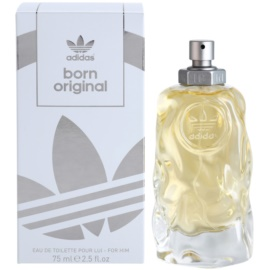 Adidas Originals Born Original Eau de Toilette para homens 75 ml