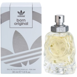 Adidas Originals Born Original Eau de Toilette para homens 30 ml