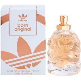 Adidas Originals Born Original parfumska voda za ženske 75 ml