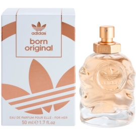 Adidas Originals Born Original parfumska voda za ženske 50 ml