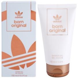 Adidas Originals Born Original sprchový gél pre ženy 150 ml