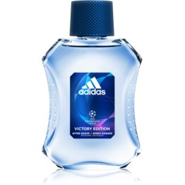 Adidas UEFA Victory Edition Aftershave Water for Men 100 ml
