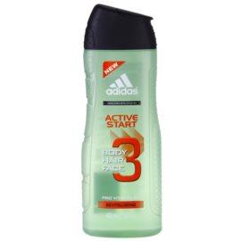 Adidas 3 Active Start (New) Douchegel voor Mannen 400 ml
