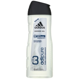 Adidas Adipure gel za prhanje za moške 400 ml
