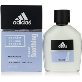Adidas Skin Protection Balm Soothing balzám po holení pro muže 100 ml