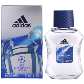 Adidas UEFA Champions League After Shave für Herren 50 ml