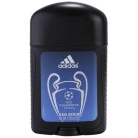 Adidas UEFA Champions League deostick pro muže 53 ml