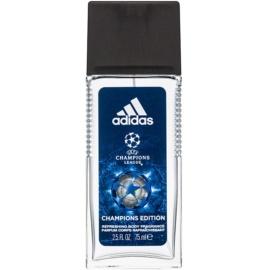 Adidas UEFA Champions League Champions Edition dezodorant v razpršilu za moške 75 ml